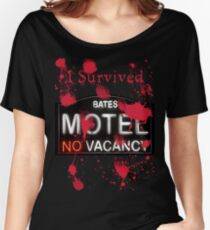 Bates Motel - I Survived! - T-shirt Women's Relaxed Fit T-Shirt
