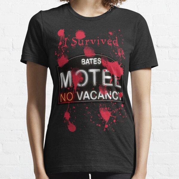 Bates Motel - I Survived! - T-shirt Essential T-Shirt