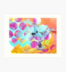 Flying Birdo Art Print