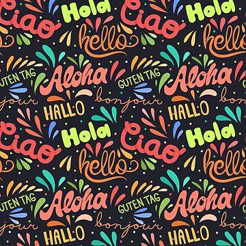 Hello World by nkmanju