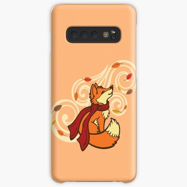 Autumn Fox Samsung Galaxy Snap Case