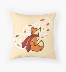 Autumn Fox Floor Pillow