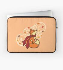 Autumn Fox Laptop Sleeve