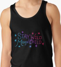 Camiseta de tirantes Stay Wild MoonChild
