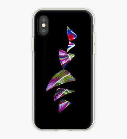 Peacock Sails - Vivid Festival - Sydney Opera House - iPhone Case iPhone Case