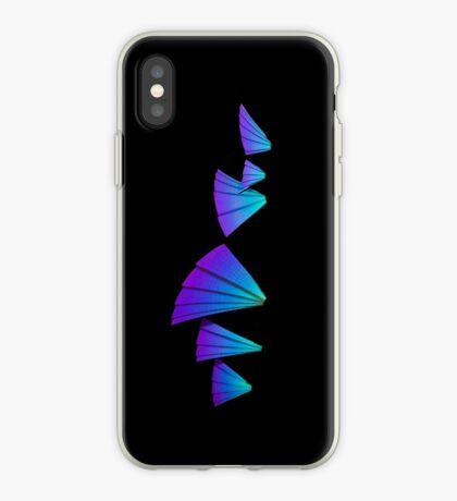 Clear Blue Sails - Sydney Vivid Festival - Sydney Opera House iPhone Case