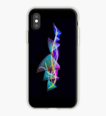 Sail Streamers - Vivid Festival - Sydney Opera House - iPhone Case iPhone Case