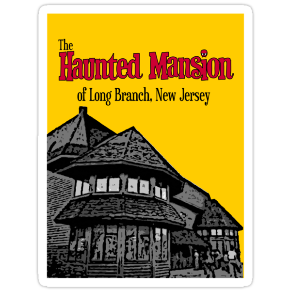 The Haunted Mansion of Long Branch NJ by Fitcharoo