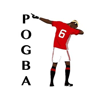 Paul Pogba Dab Shirt by bigredfro