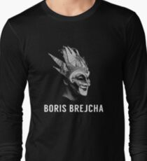 Boris Brejcha Long Sleeve T-Shirt