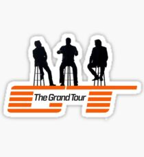 The grand tour film Sticker