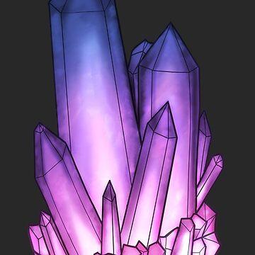 Bi-Crystal by Airship-Tinker