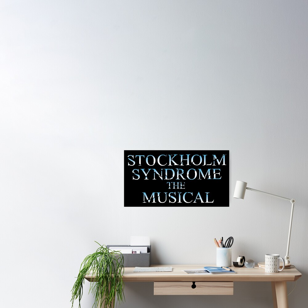 Stockholm Syndrome The Musical Poster