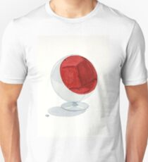 The Ball Chair - Watercolor painting  T-Shirt