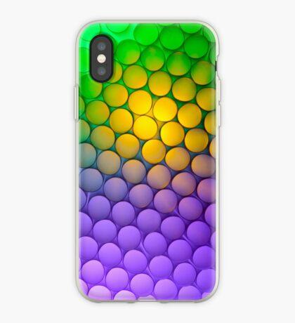 Straws of the Rainbow - iPhone Case iPhone Case