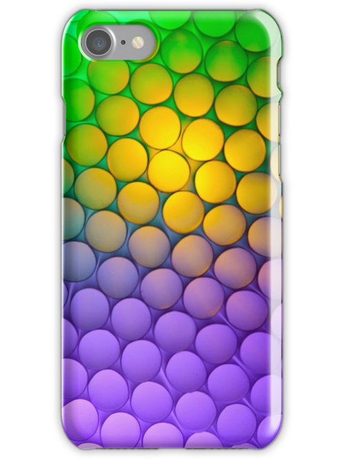 Straws of the Rainbow - iPhone Case by Bryan Freeman