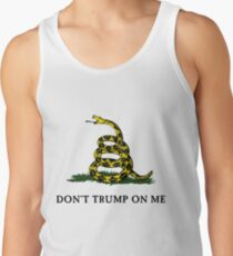 Don't Trump On Me (classic) Tank Top