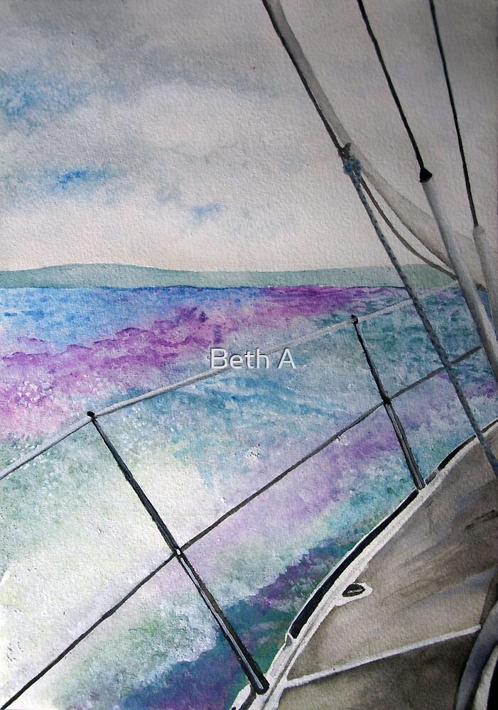 Homeward Bound by Beth A