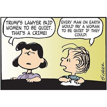 Peanuts Trump Boomer Meme by ZakiTaquito3