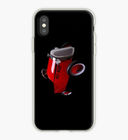 Hot Rod (on black) - iPhone Case iPhone Case