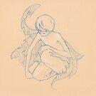 pencils 4 by Eevien Tan