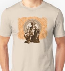 Hermes II - Orange Unisex T-Shirt