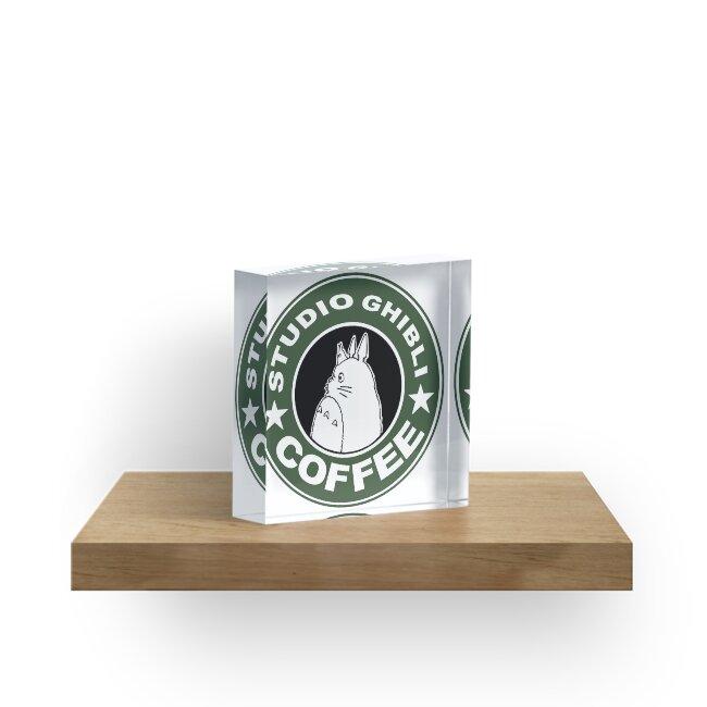 COFFEE: STUDIO GHIBLI by iumba