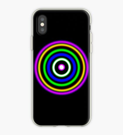 Shock Waves - iPhone Cover iPhone Case