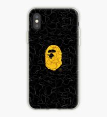A Bathing Ape Bape iPhone Case