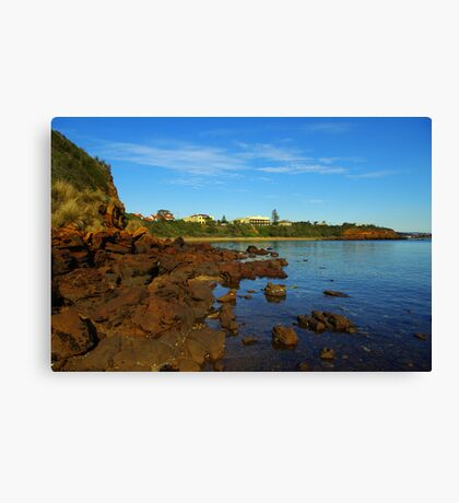 Fisherman's Point Canvas Print