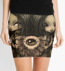 Mirror Soul Mini Skirt