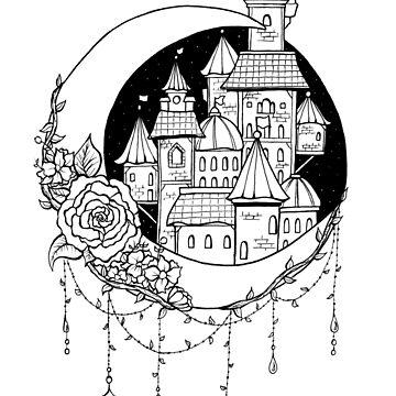 Dream Castles by brittdreams