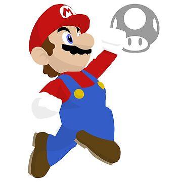 Mario - 01 Minimalist by Alseias