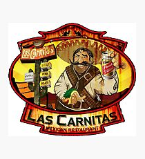 Las Carnitas Photographic Print