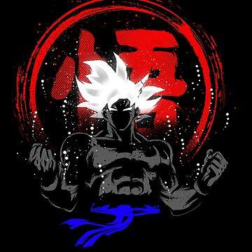 Ultra Instinct Power by ChrisDalida
