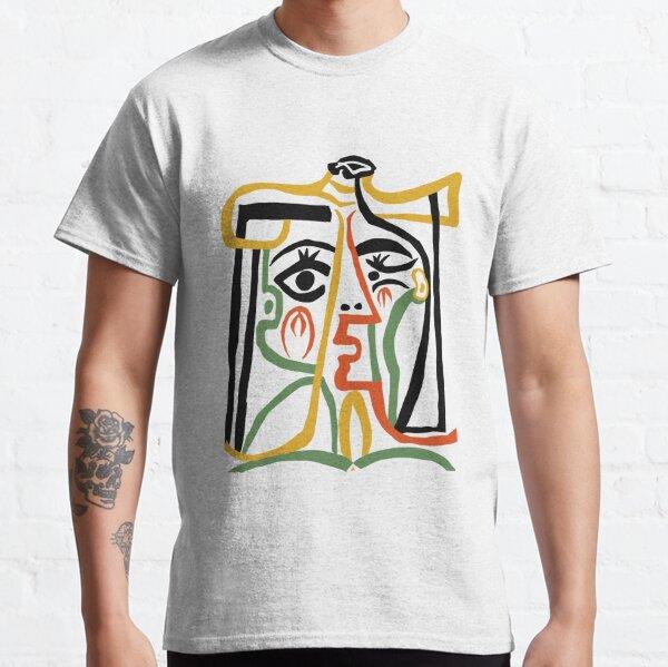 Picasso - Tête de femme # 1 T-shirt classique