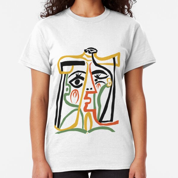 Picasso - Woman's head #1 Classic T-Shirt