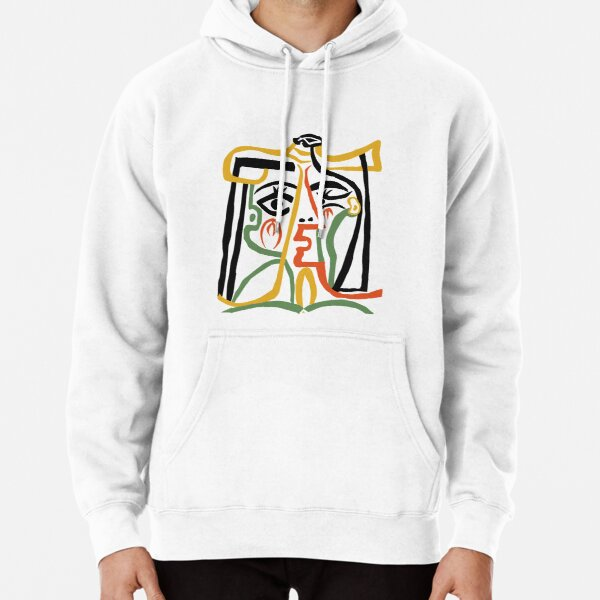 Picasso - Woman's head #1 Pullover Hoodie