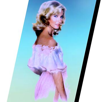 Olivia Newton-John - Xanadu - Blue-Green by retropopdisco