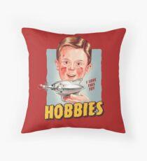 Hobbies Floor Pillow