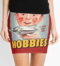 Hobbies Mini Skirt