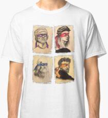 Camiseta clásica Tortugas