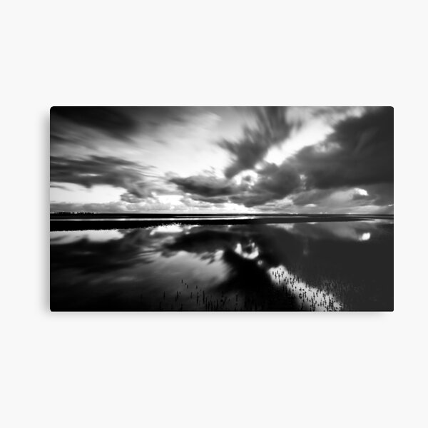 The Sun Rises in the East Metal Print
