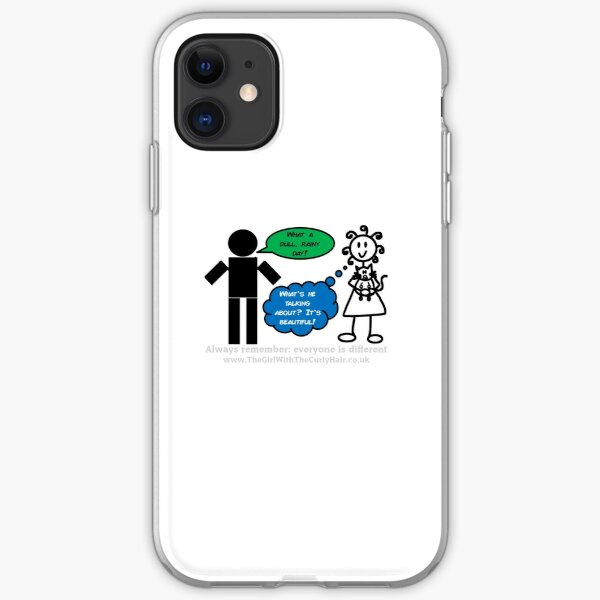 How do you see the world?  iPhone Soft Case