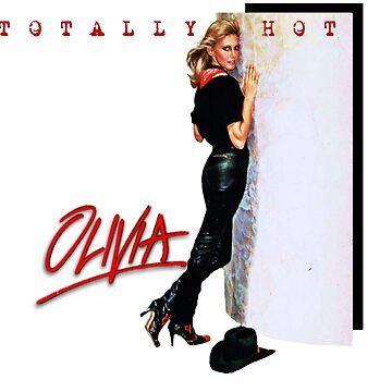 Olivia Newton-John - Totally Hot by retropopdisco