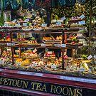 Hopetoun Tea Rooms - Melbourne by Michelle Golden