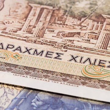 Greek Drachma by ansaharju