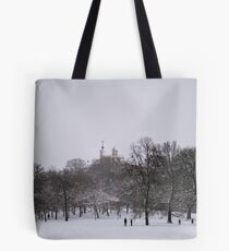 Greenwich Park and Observatory Tote Bag