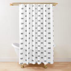 Orphan Black - SARAH Shower Curtain