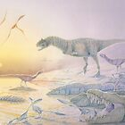 Cretaceous (Campanian) Madagascar by A V S TURNER